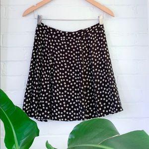 Reformation Floral Skirt